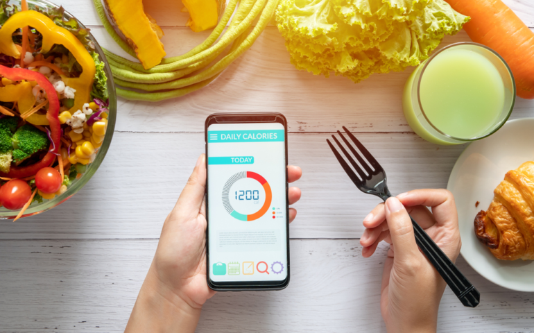 Diet and Nutrition App