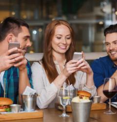 Features of Restaurant App