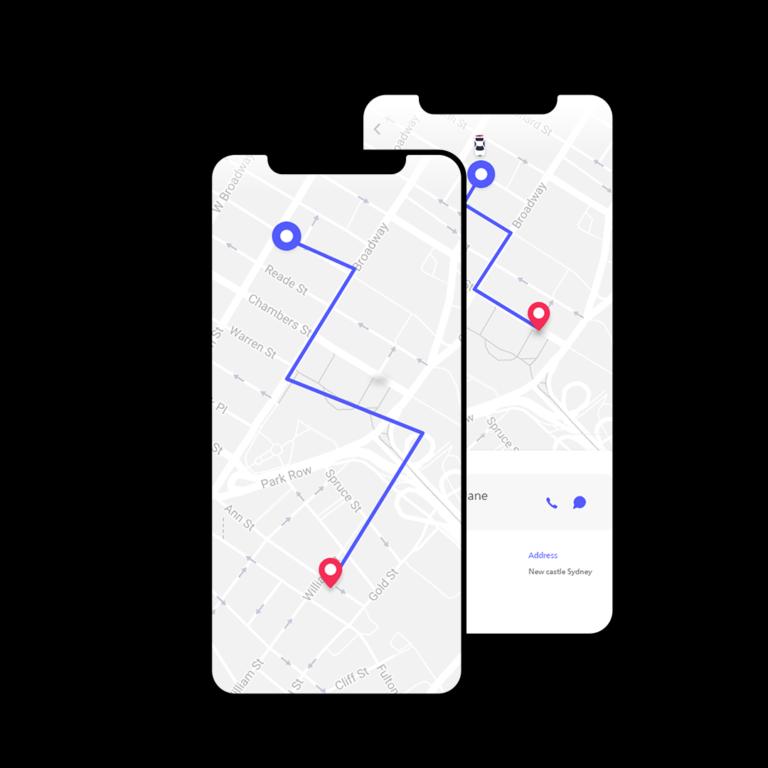 In app navigation