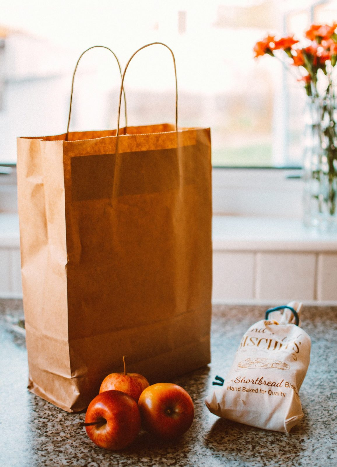Fresh fruits delivered right to your home courtesy of a grocery delivery app