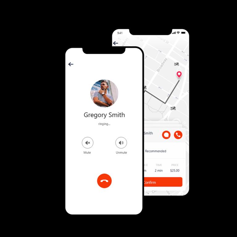 In app calling