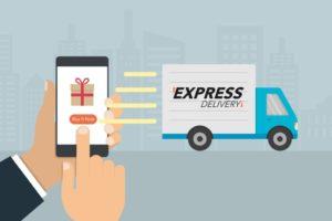 Premium delivery options