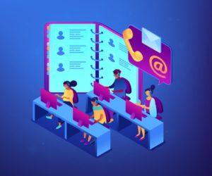 courier service app development