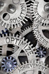 Optimization engine in netflix clone app