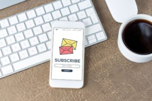 Subscriptions feature