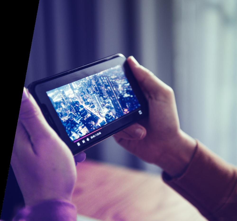 Video Streaming App - Idea Usher