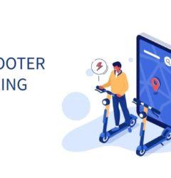 escooter sharing app
