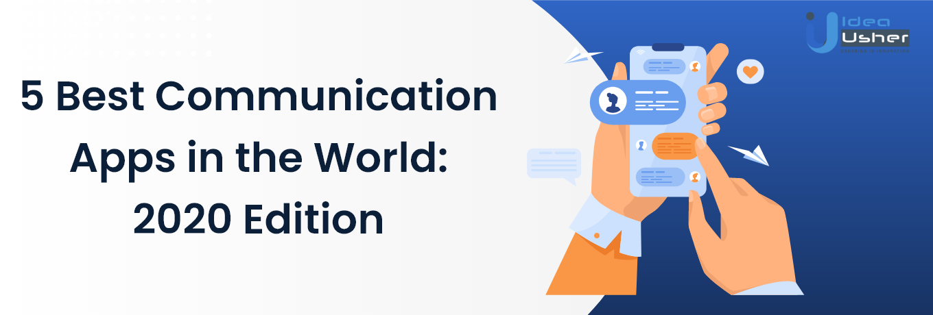 5 best communication apps in the world