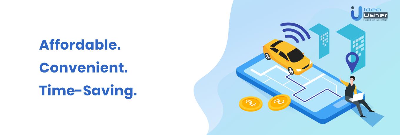Affordable, Convenient features: lyft clone app