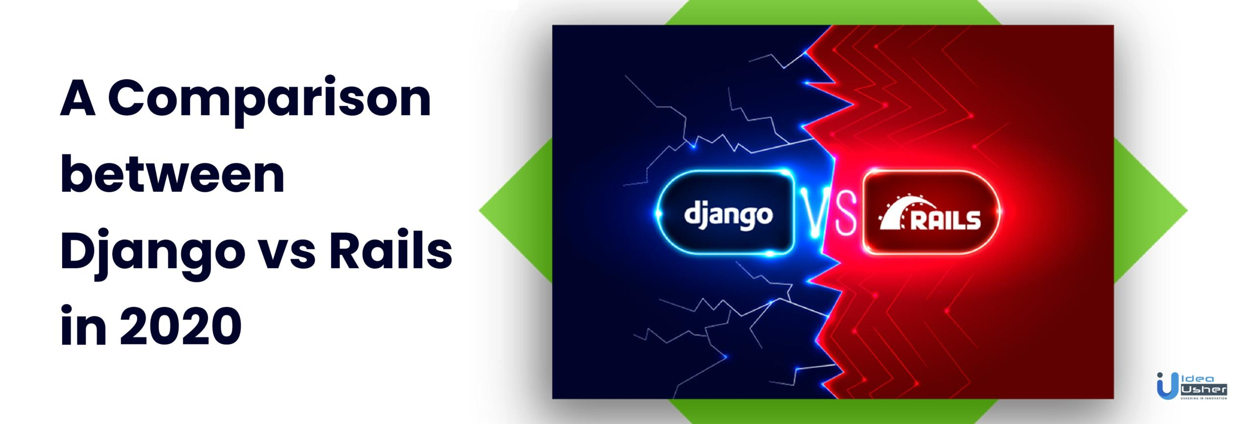 django vs rails comparison