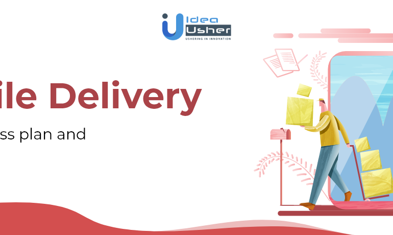 last mile delivery app development