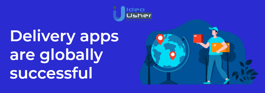 Success of Delivery Apps