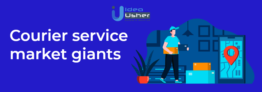 Market Giants of courier Service