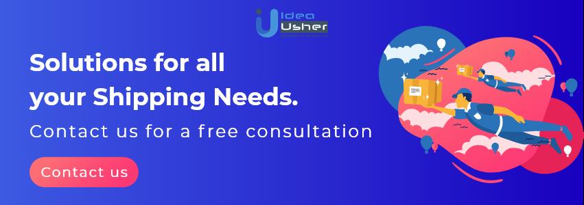 Contact us Idea Usher
