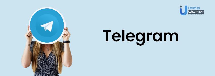 Telegram best communication apps in the world