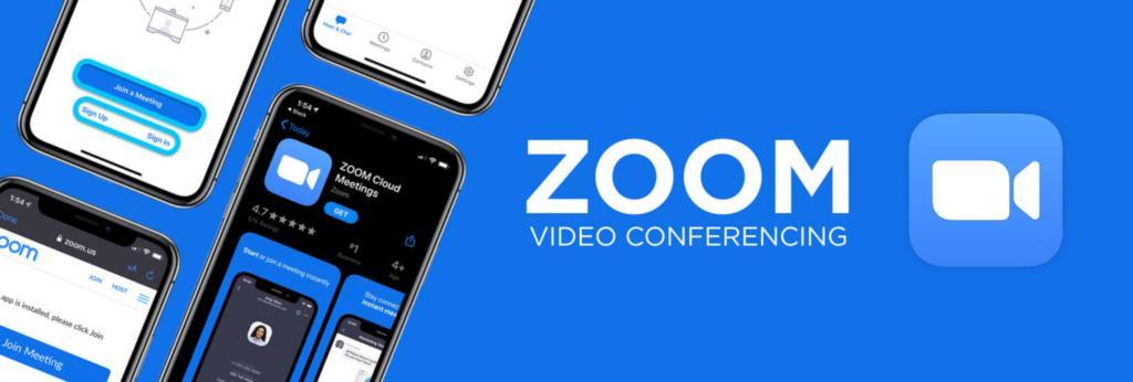 Zoom Online app