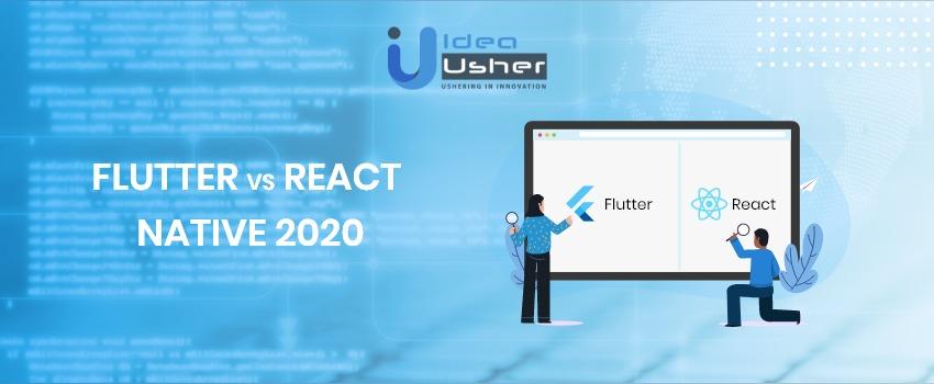 flutter vs react native 2020 Comparison