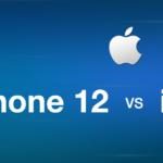 iPHONE 12 VS iPHONE 7