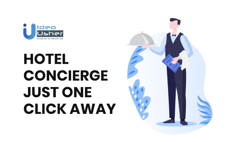 on demand concierge app