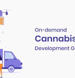 Cannabis Delivery App 1