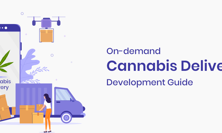 Cannabis Delivery App 1