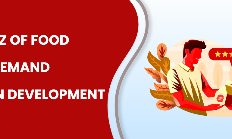 Food On Demand Application Development Guide