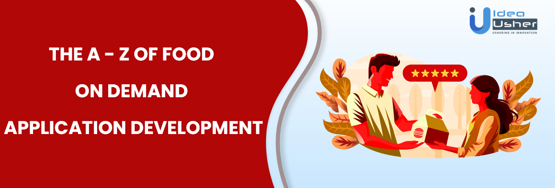 Food On Demand Application Development Guide