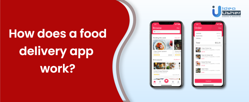 How do Food On Demand apps work?