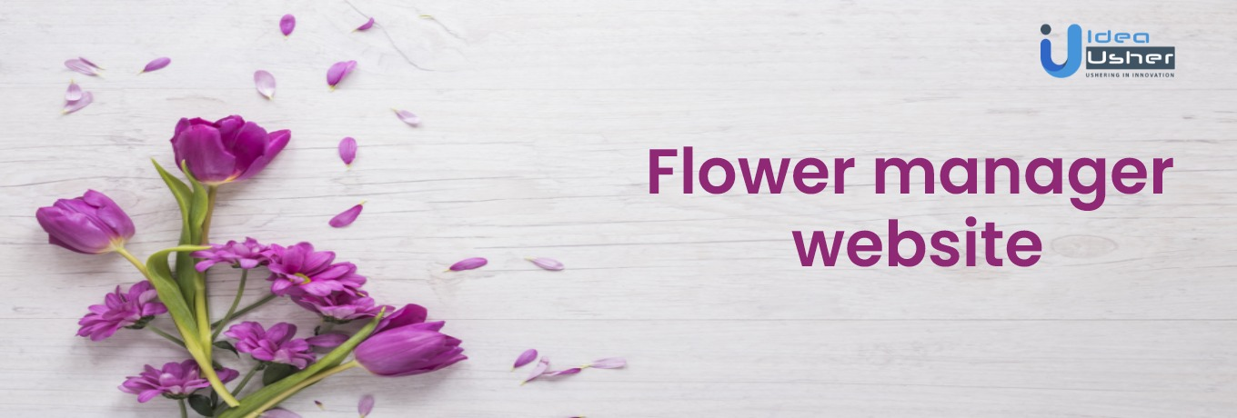 Featured Image of flower manager website