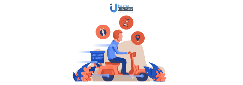 courier delivery app mobile business ideas