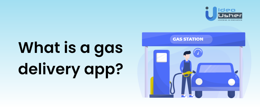 What is gas filling app?