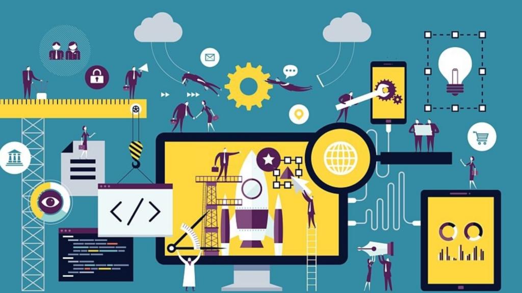 Mobile Apps development at idea usher