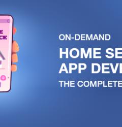 on demand home services app development