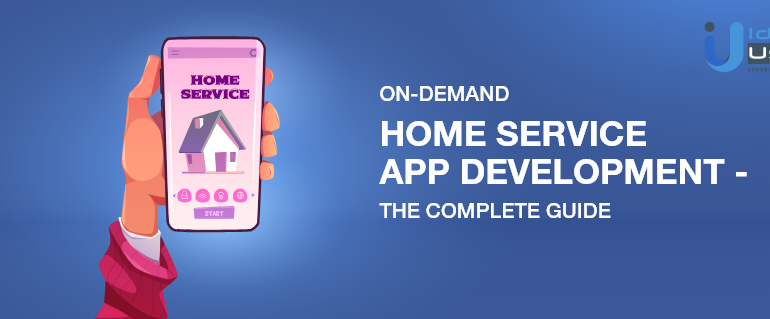 on demand home services app development