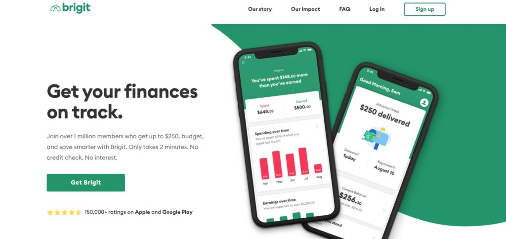 Brigit - Best Money Lending Apps