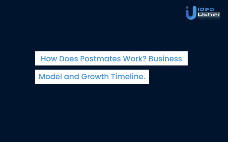 How Postmates Works - Business Model and Funding Timeline