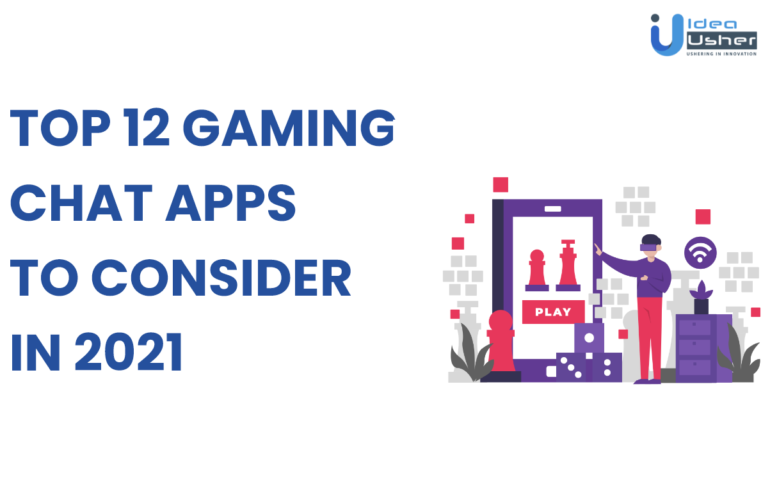 top 12 gaming chat apps 2021