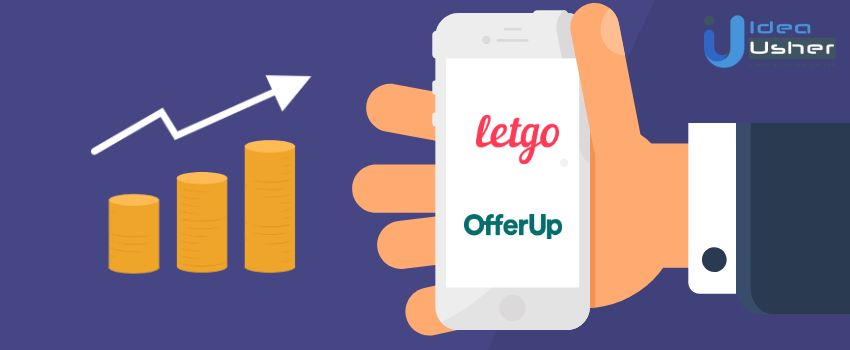 Revenue Models of OfferUp and Letgo App