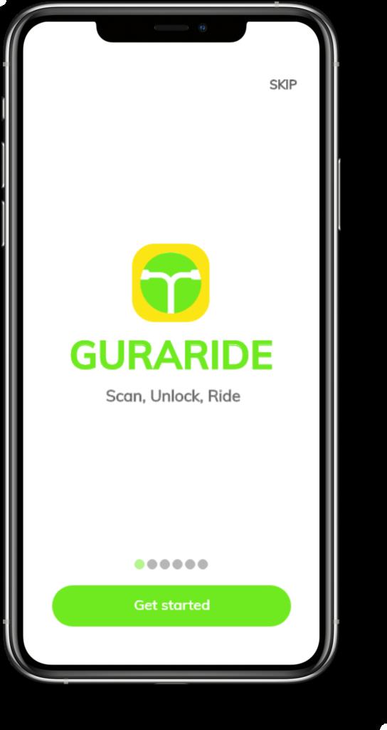 guraride-welcome