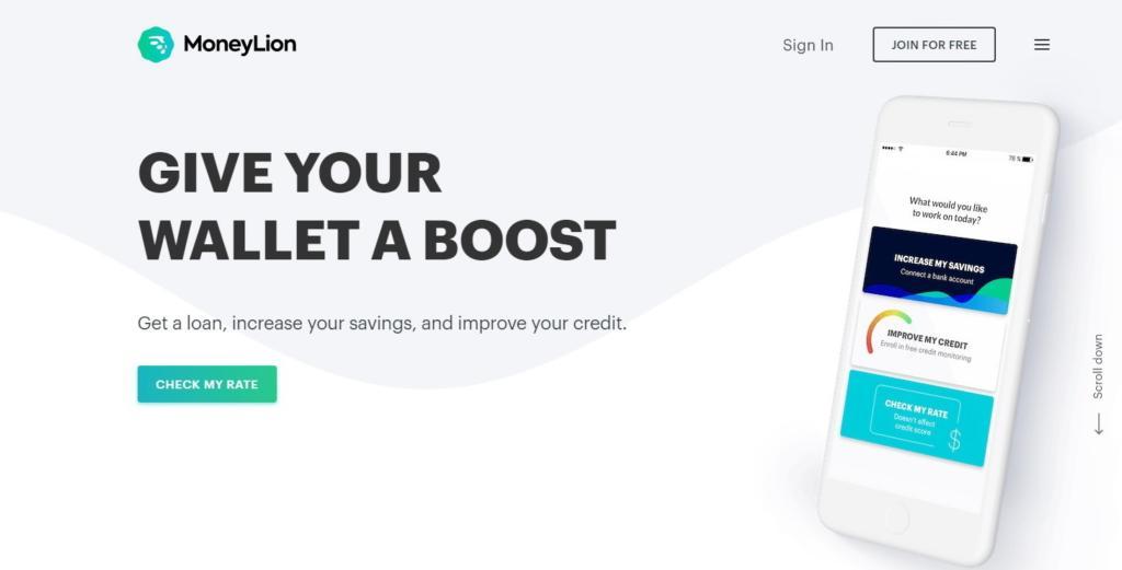 MoneyLion - Best Payday Loan Alternatives