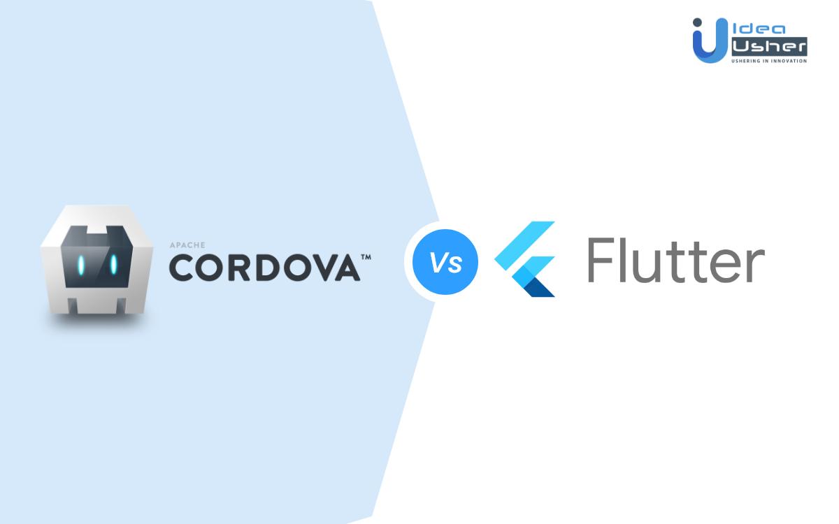 Cordova vs flutter