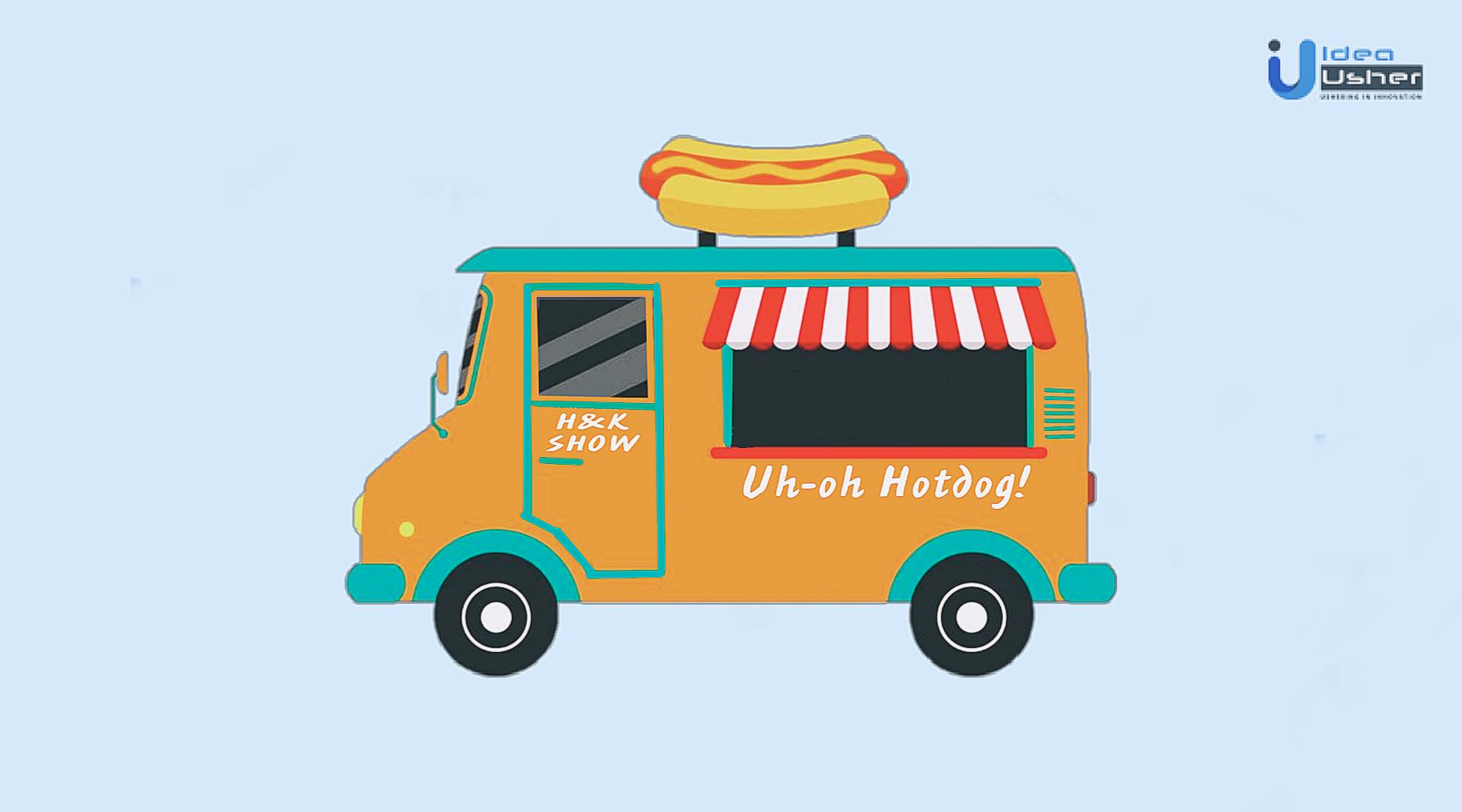 App For Food Truck - Idea Usher