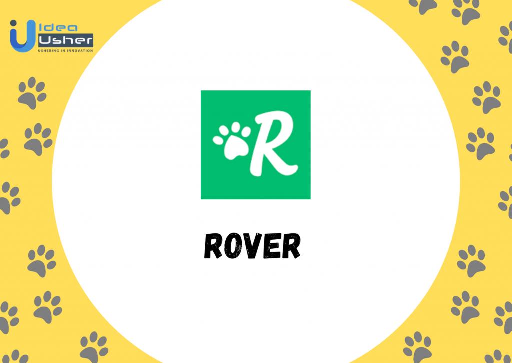 Rover - Best Dog Walking Apps