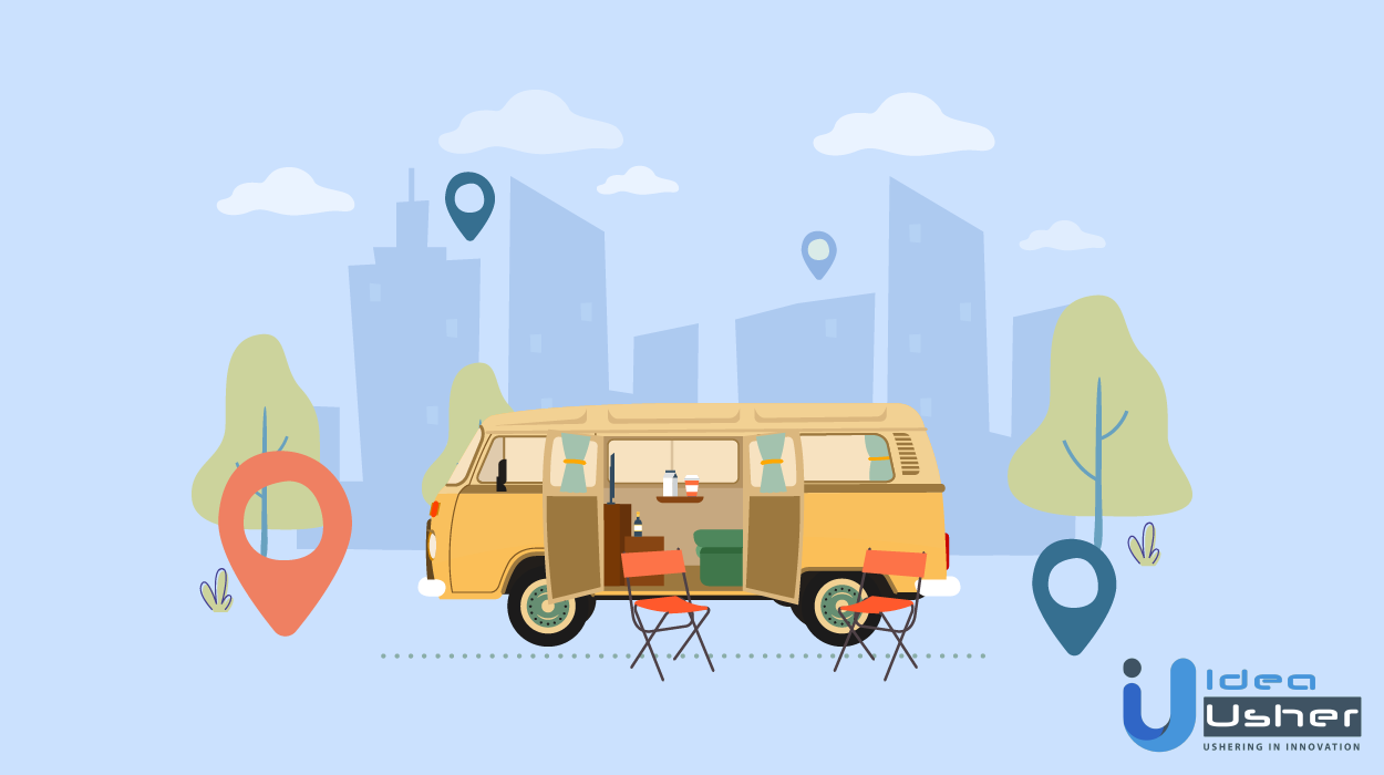ithere an app for RV travel