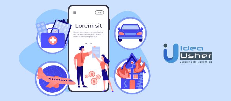 car insurance app idea