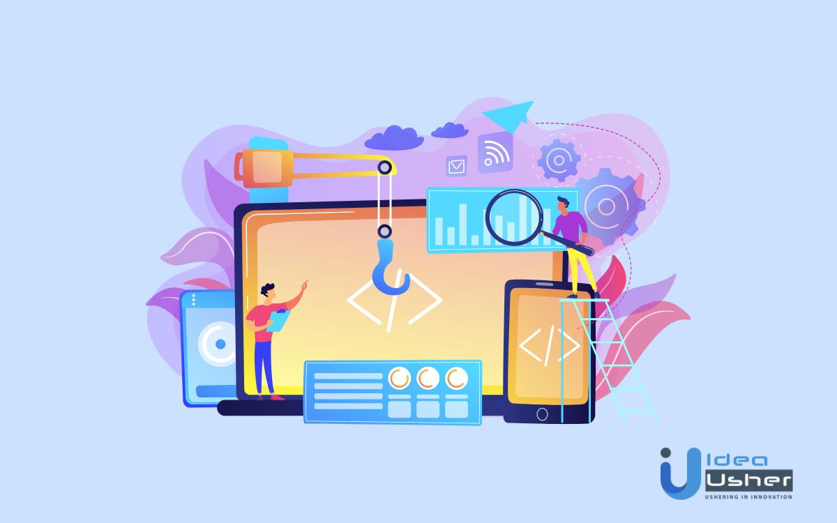 step by step app creation