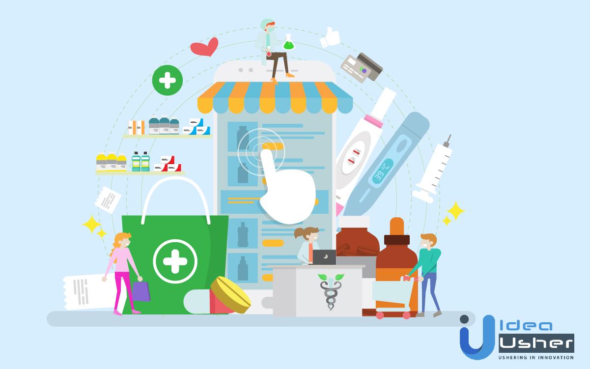 online pharmacy app development solutions