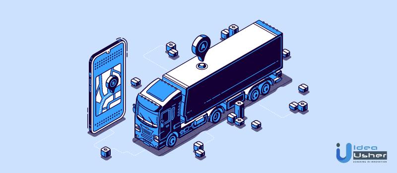 service logistics app