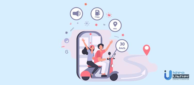 top bike taxi startups