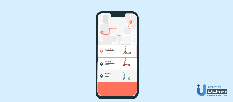 how to use scooter apps